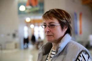 Martine Crépin, samedi 16 avril 2016