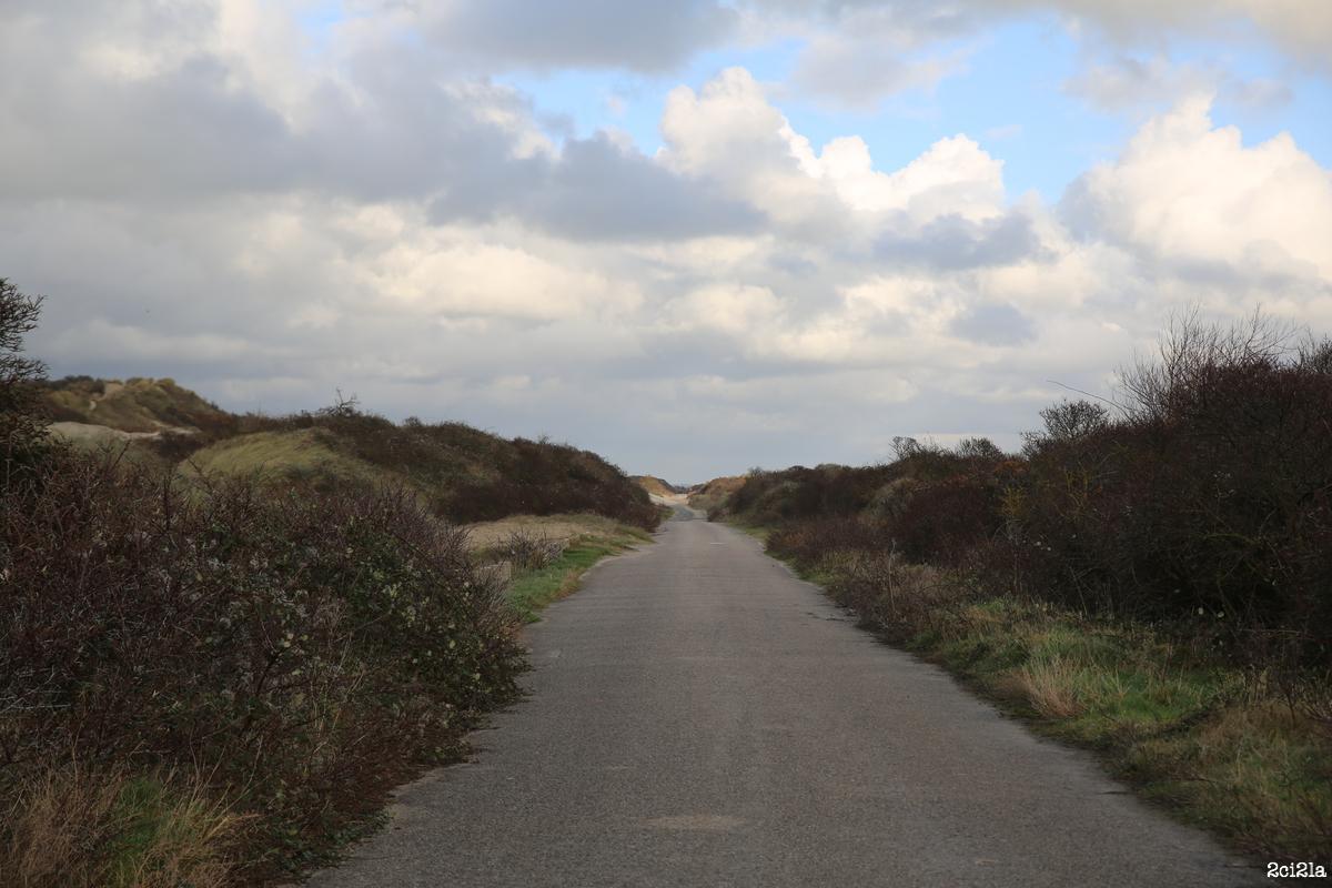 La Route Blanche, janvier 2016