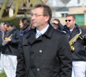 Jean-Paul Lecomte, mars 2016