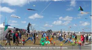 Cayeux-sur-Mer article festival des cerfs volants