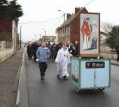 Cayeux fête Saint Blaise
