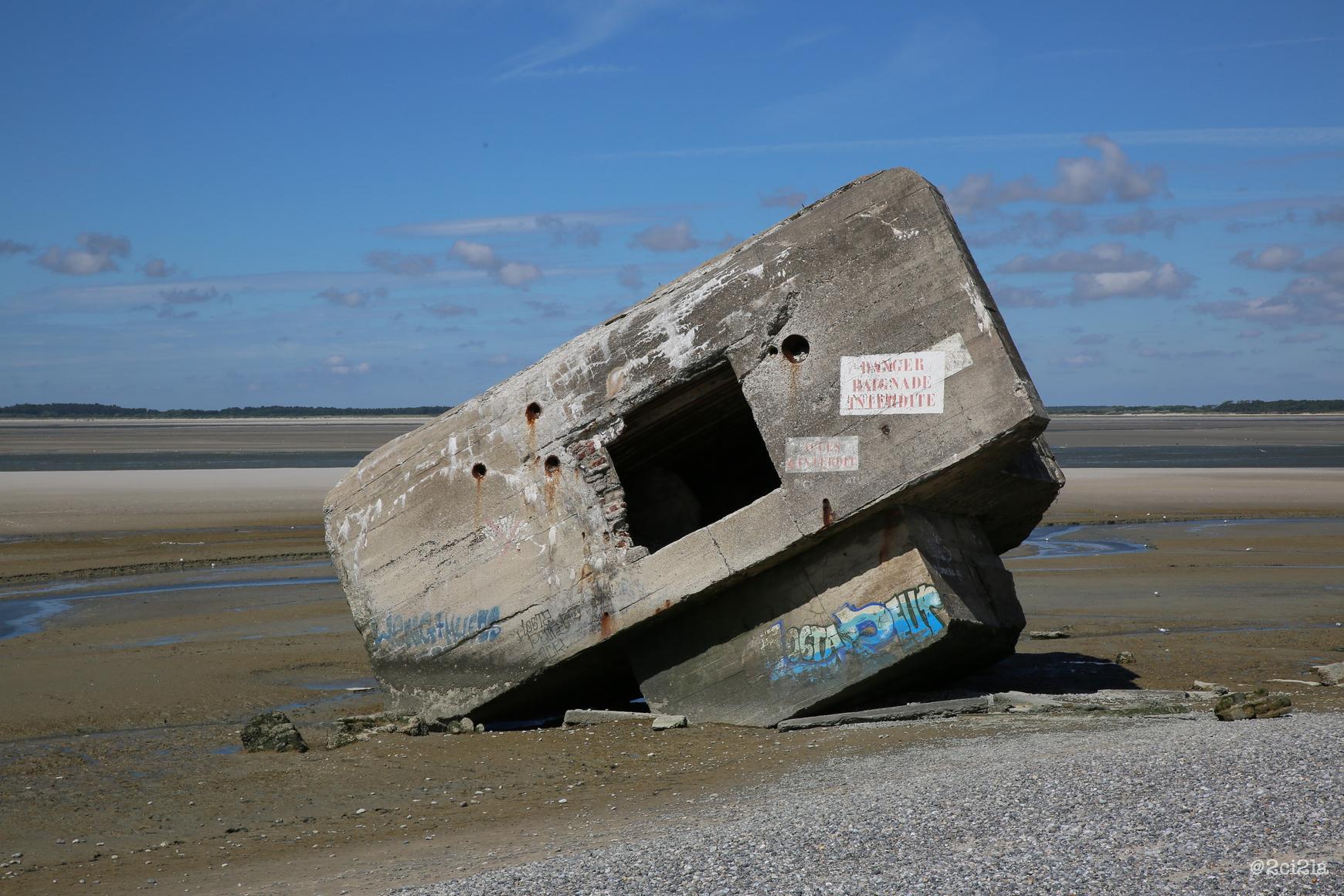 Bunker du Hourdel Cayeux-sur-mer