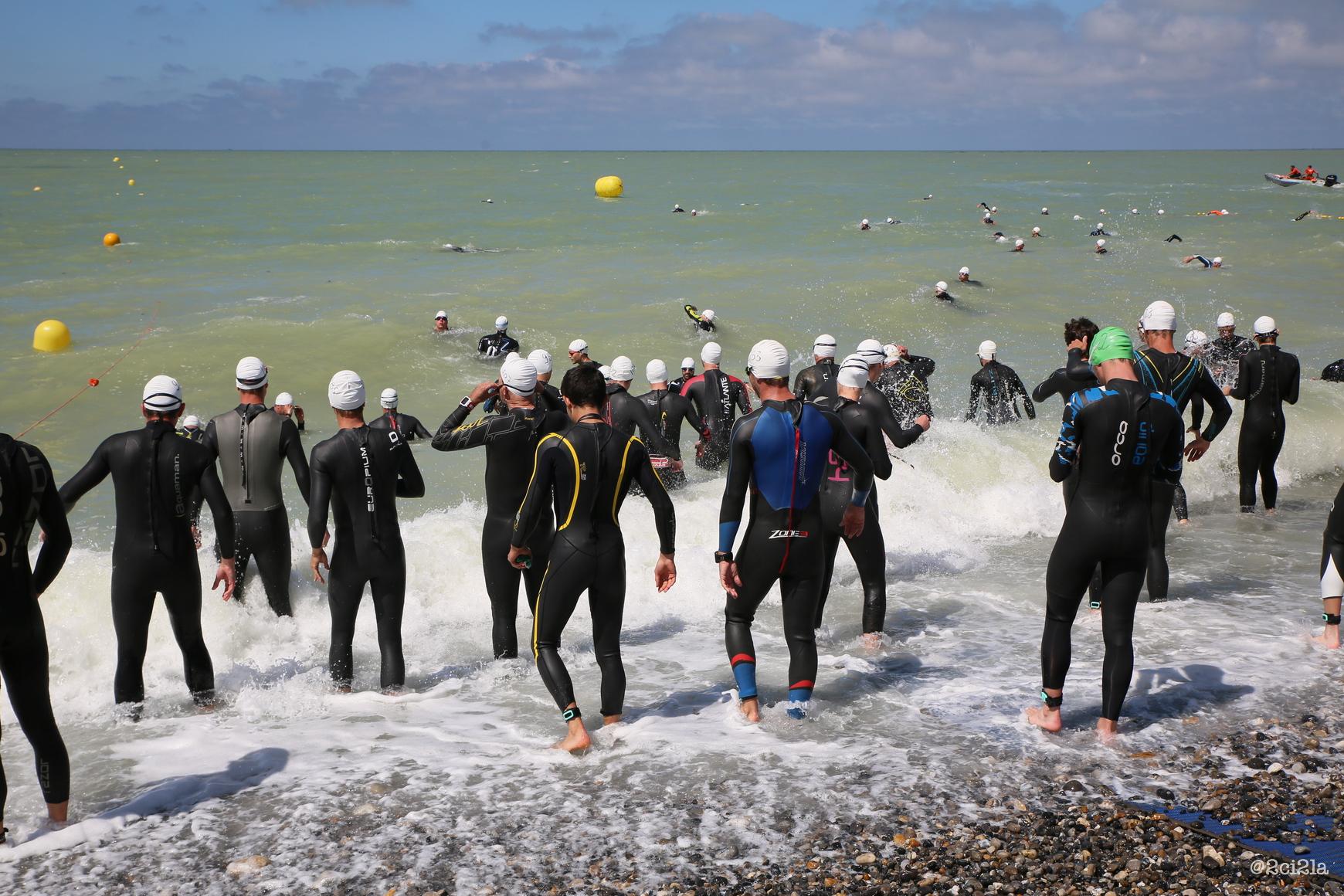 Triathlon 2016 cayeux sur mer