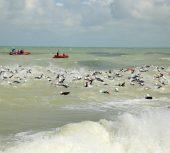 Triathlon de la baie de Somme, édition 2017, en vidéo !