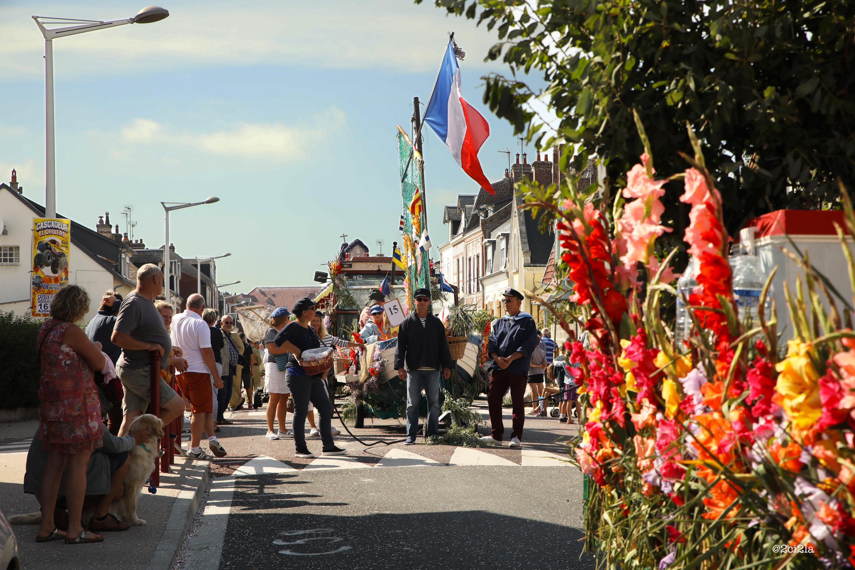 Cayeux-sur-mer Fête des fleurs 2017