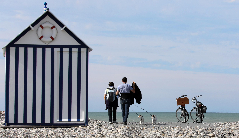 Cabines de plage Cayeux-sur-mer