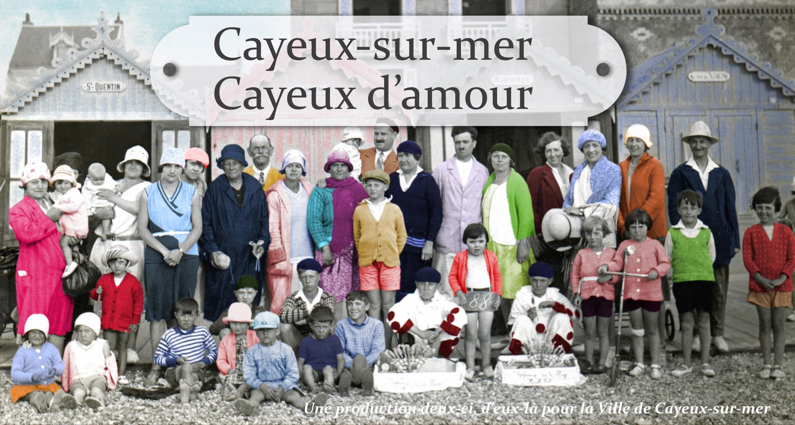 Cayeux-sur-mer, Cayeux d'amour-Film documentaire