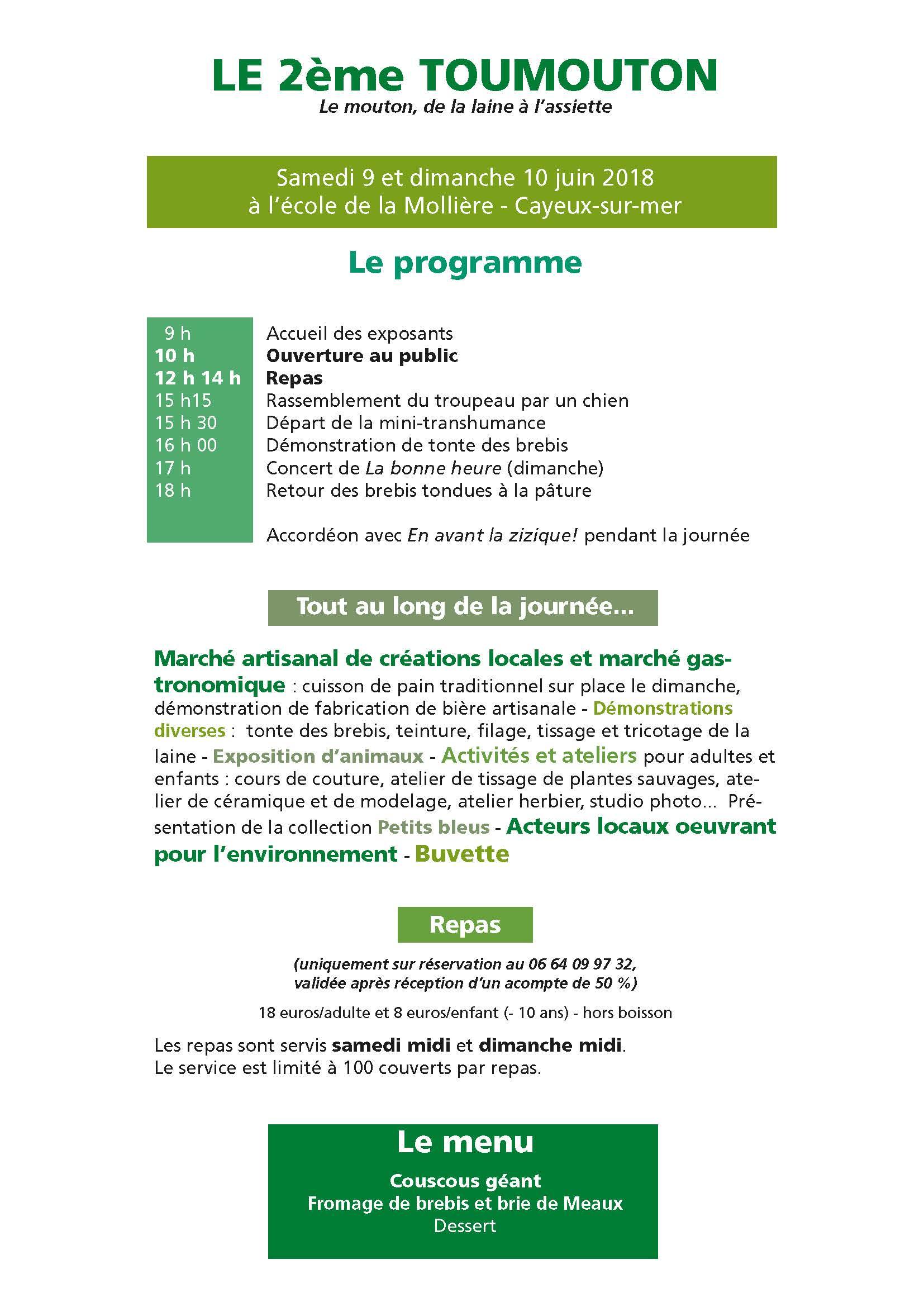 toumouton 2018 Cayeux-sur-mer