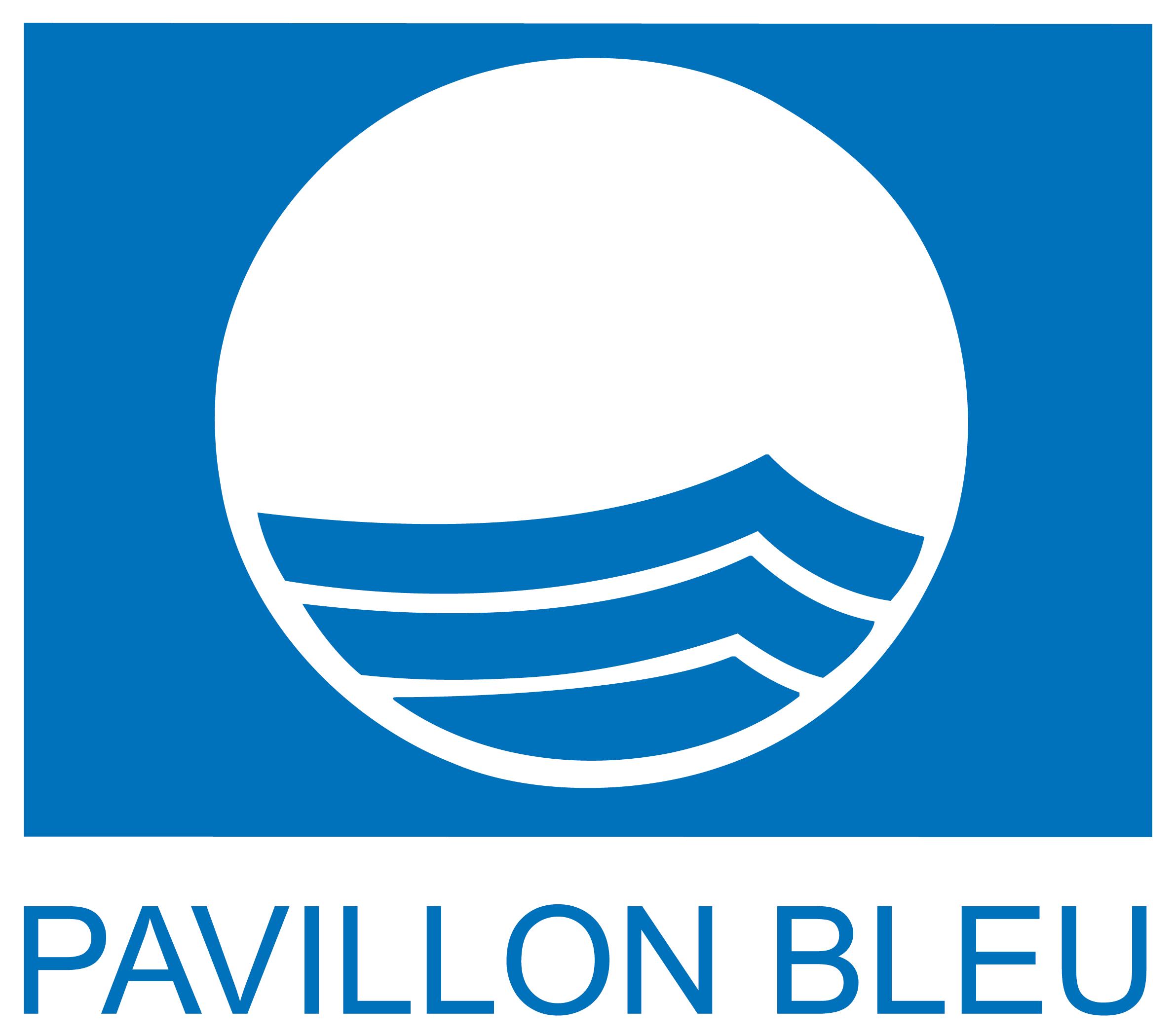 Pavillon bleu Cayeux sur mer 2018