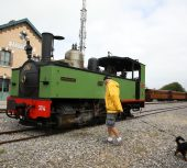 Un chemin de fer patrimonial