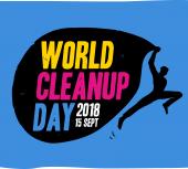 Cayeux-sur-mer participe au World Clean Up day