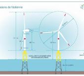 Eoliennes en mer Dieppe-Le Tréport : l'enquête publique sur le projet d'installation de parc est consultable